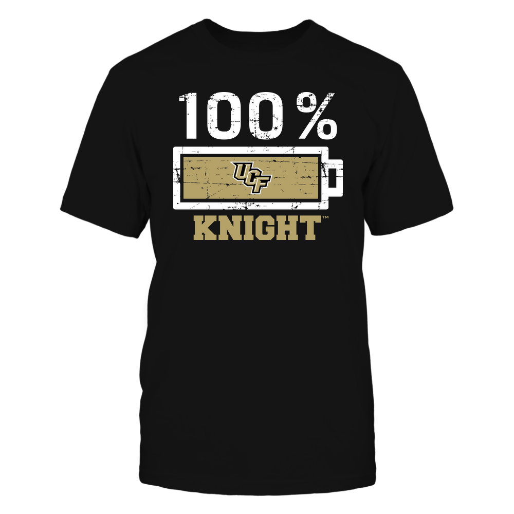 UCF Knights - 100 Percent ^ Mascot ^ Team Front picture