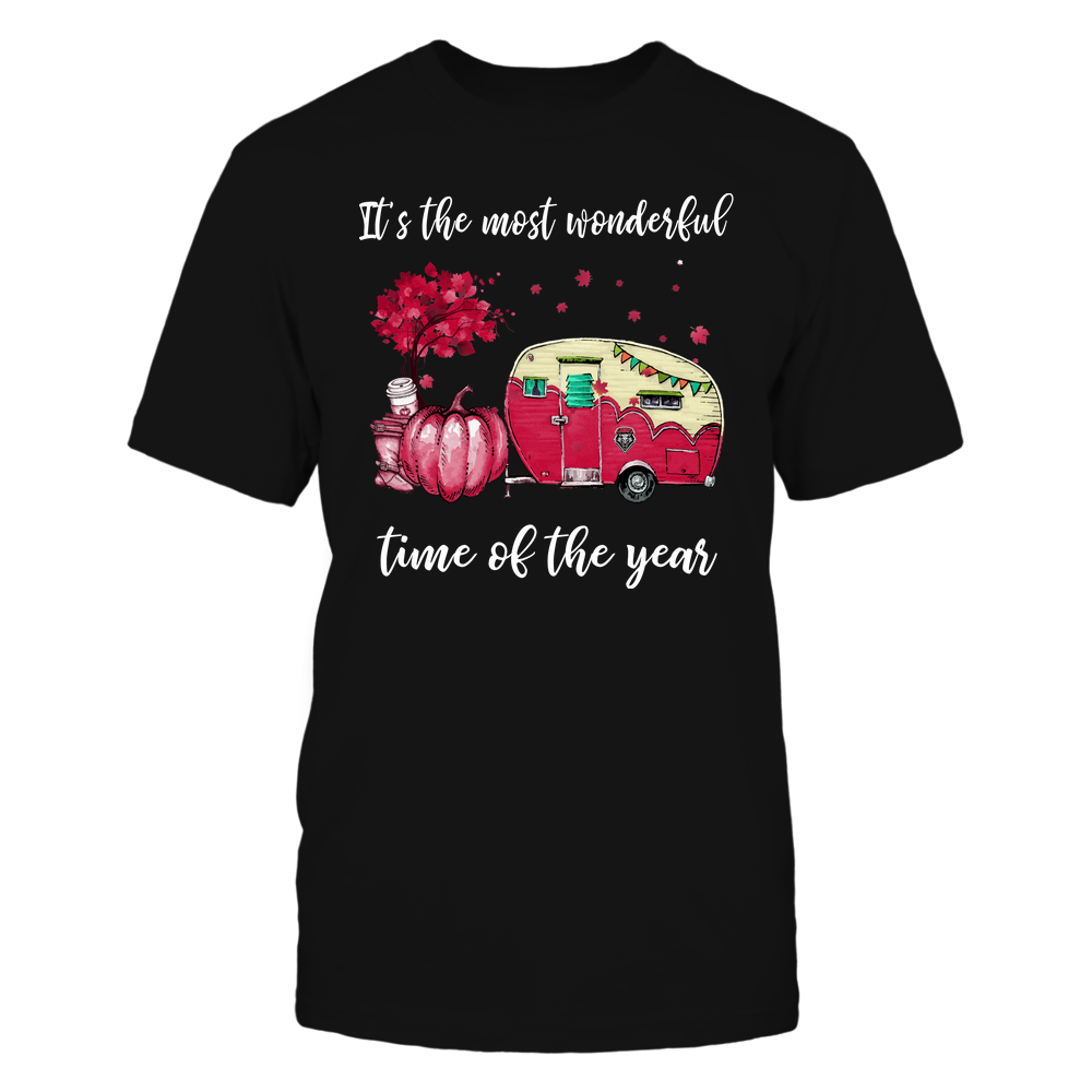 New Mexico Lobos - Fall - Camper - It's The Most Wonderful Time Front picture