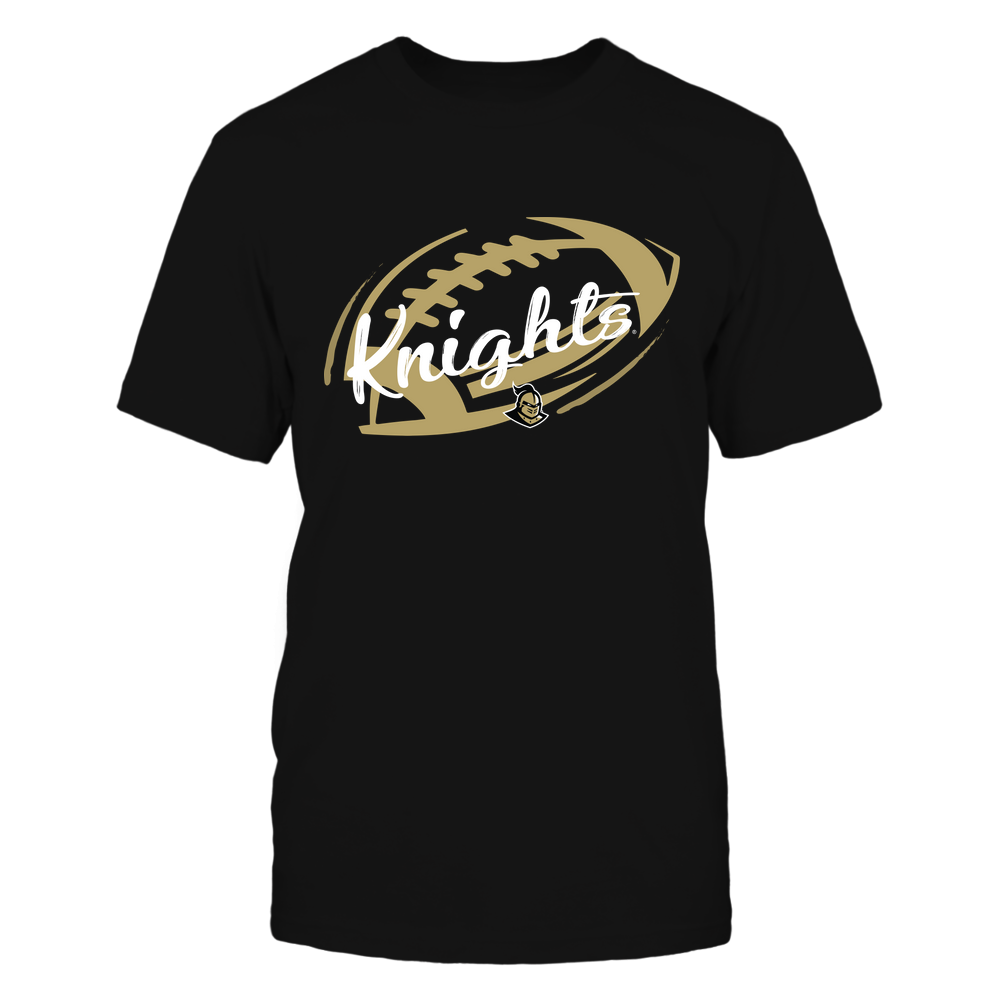 UCF Knights - Drawing Football - IF78-IC78-DS84 Front picture