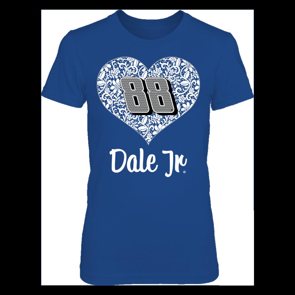 Lace Logo - Dale Earnhardt Jr. Front picture