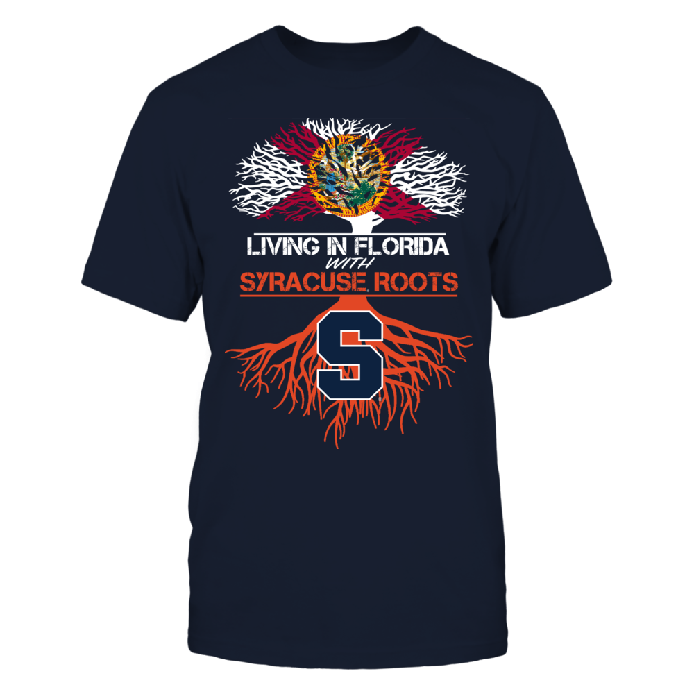 Syracuse Orange - Living In Florida With Syracuse Roots Front picture