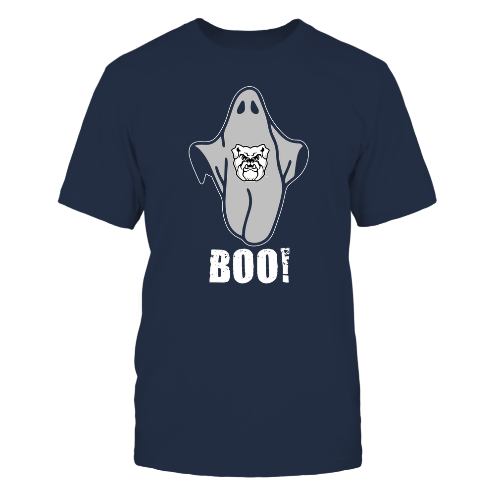 Butler Bulldogs - Halloween - Boo Ghost - Team Front picture