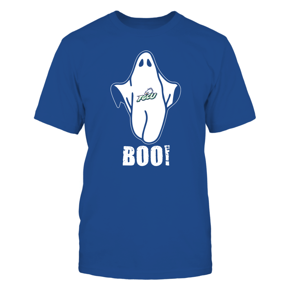 Florida Gulf Coast Eagles - Halloween - Boo Ghost - Team Front picture