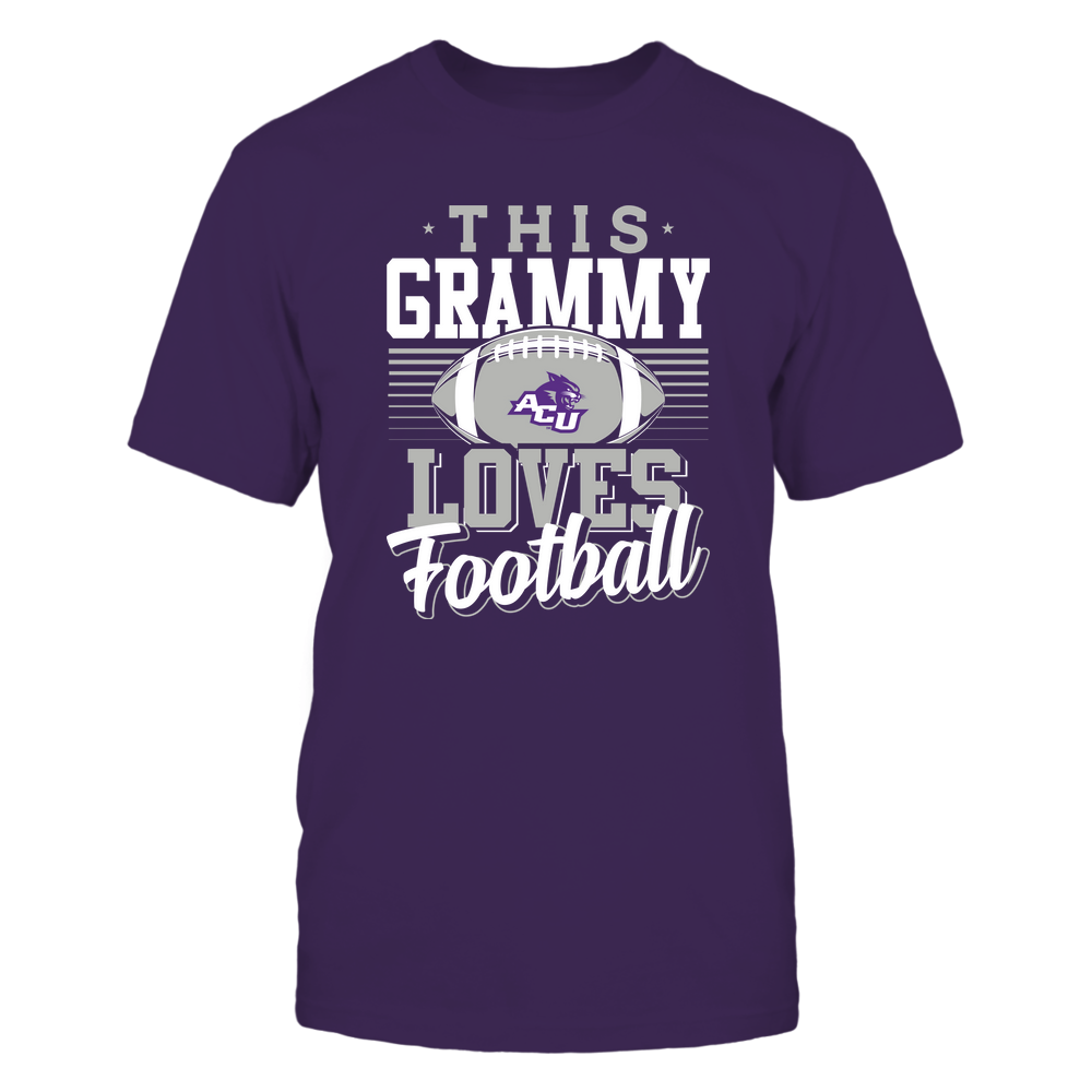 Abilene Christian Wildcats - This Grammy Loves Football - Team Front picture