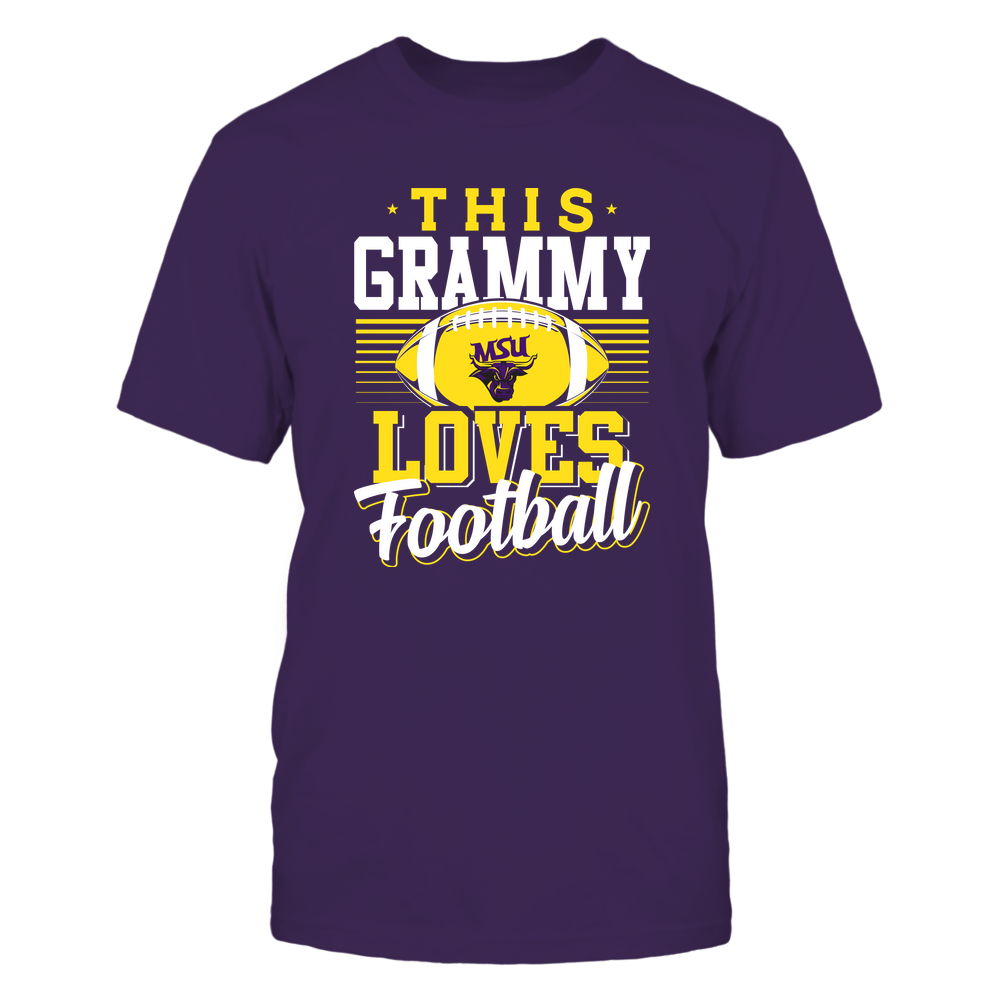 Minnesota State Mavericks - This Grammy Loves Football - Team Front picture
