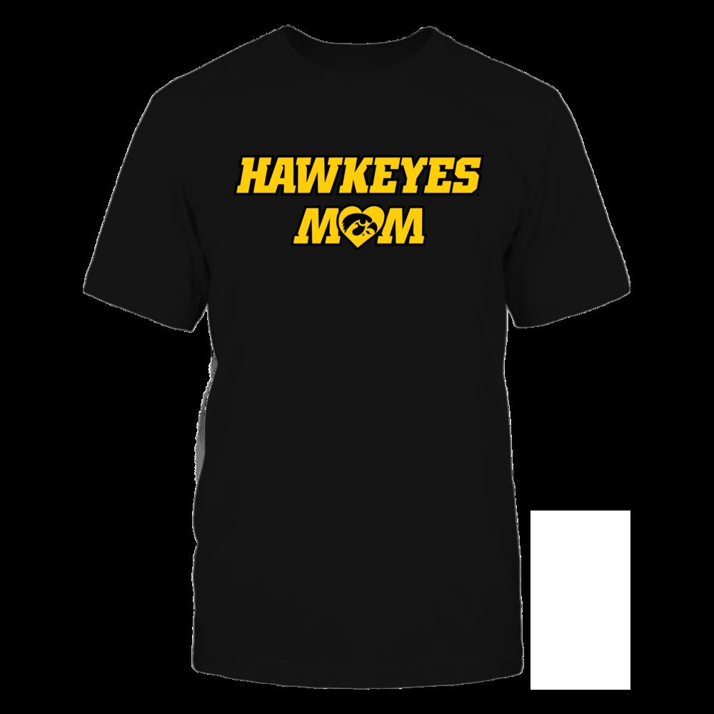 Hawkeyes Mom - Iowa Hawkeyes Front picture