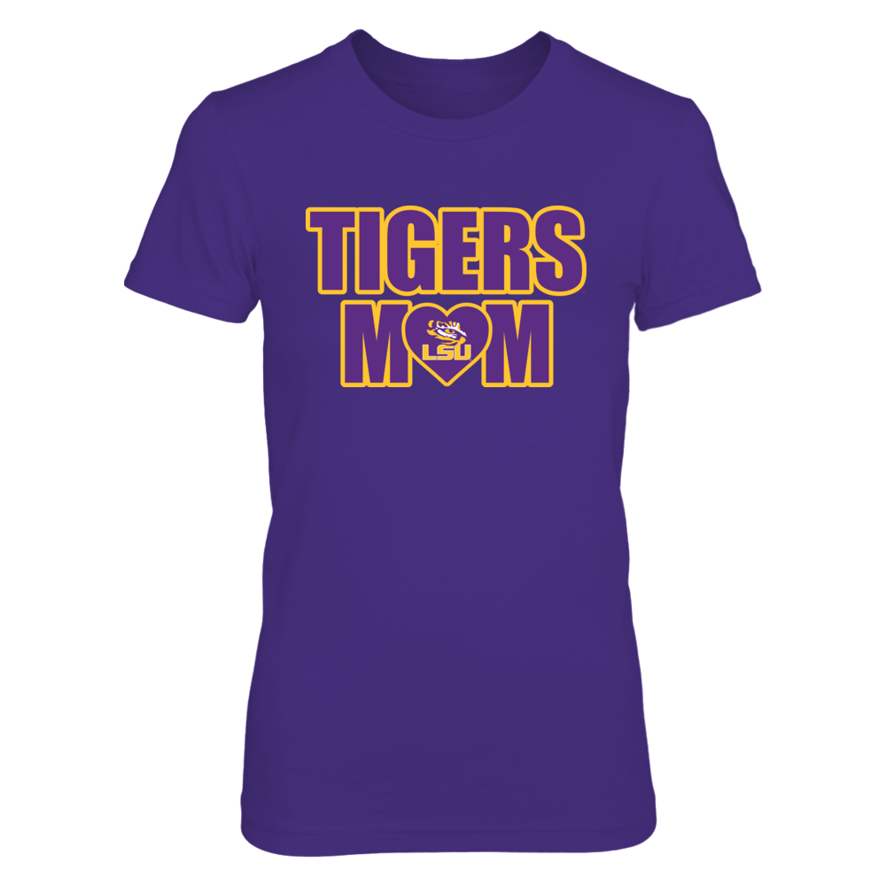 Tigers Mom - LSU Tigers Front picture