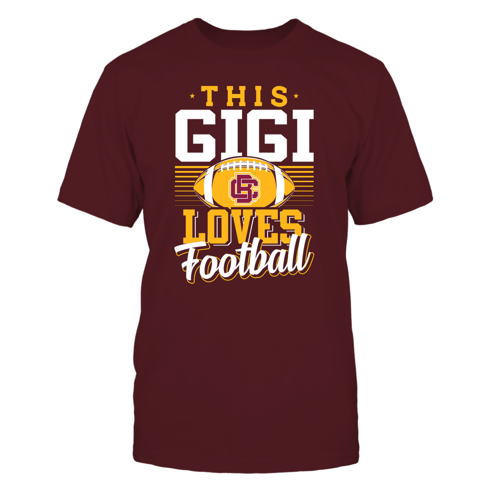 Bethune-Cookman Wildcats - This Gigi Loves Football - Team Front picture