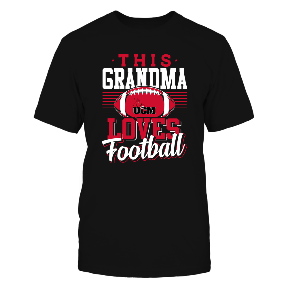 Central Missouri Mules - This Grandma Loves Football - Team Front picture