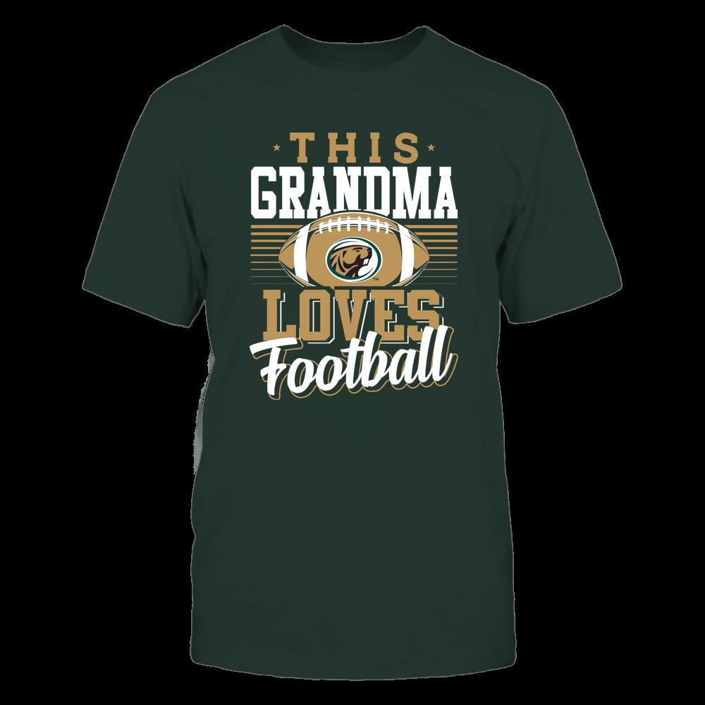 Bemidji State Beavers - This Grandma Loves Football - Team Front picture
