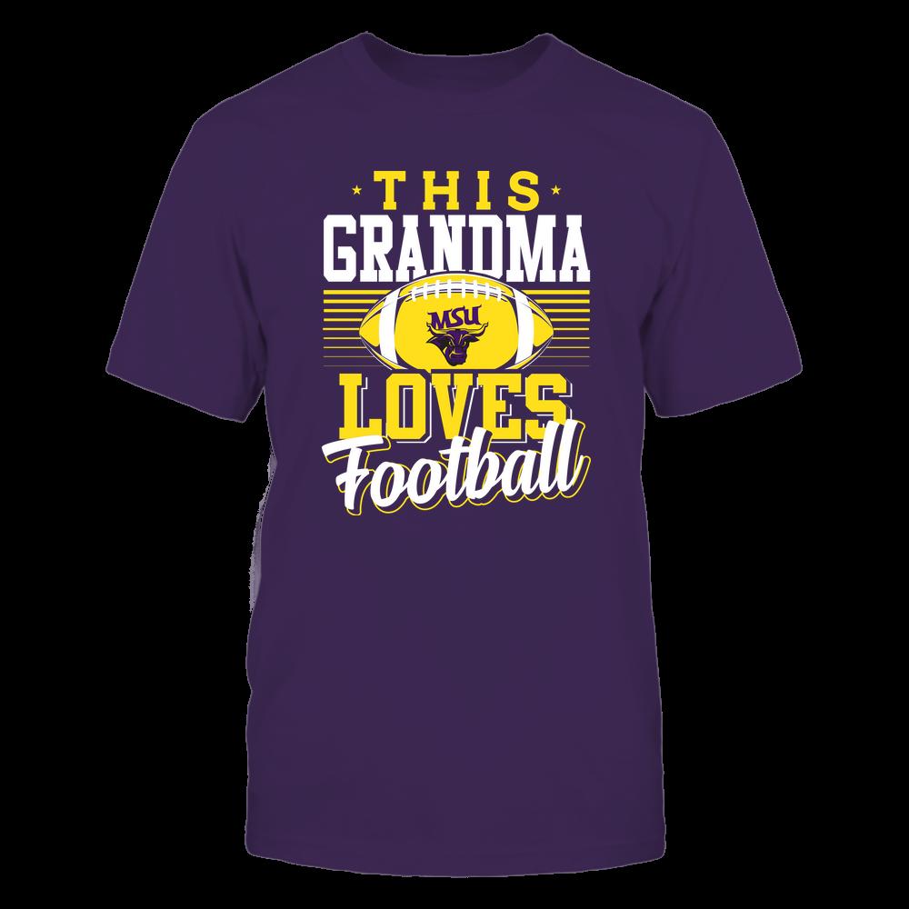 Minnesota State Mavericks - This Grandma Loves Football - Team Front picture