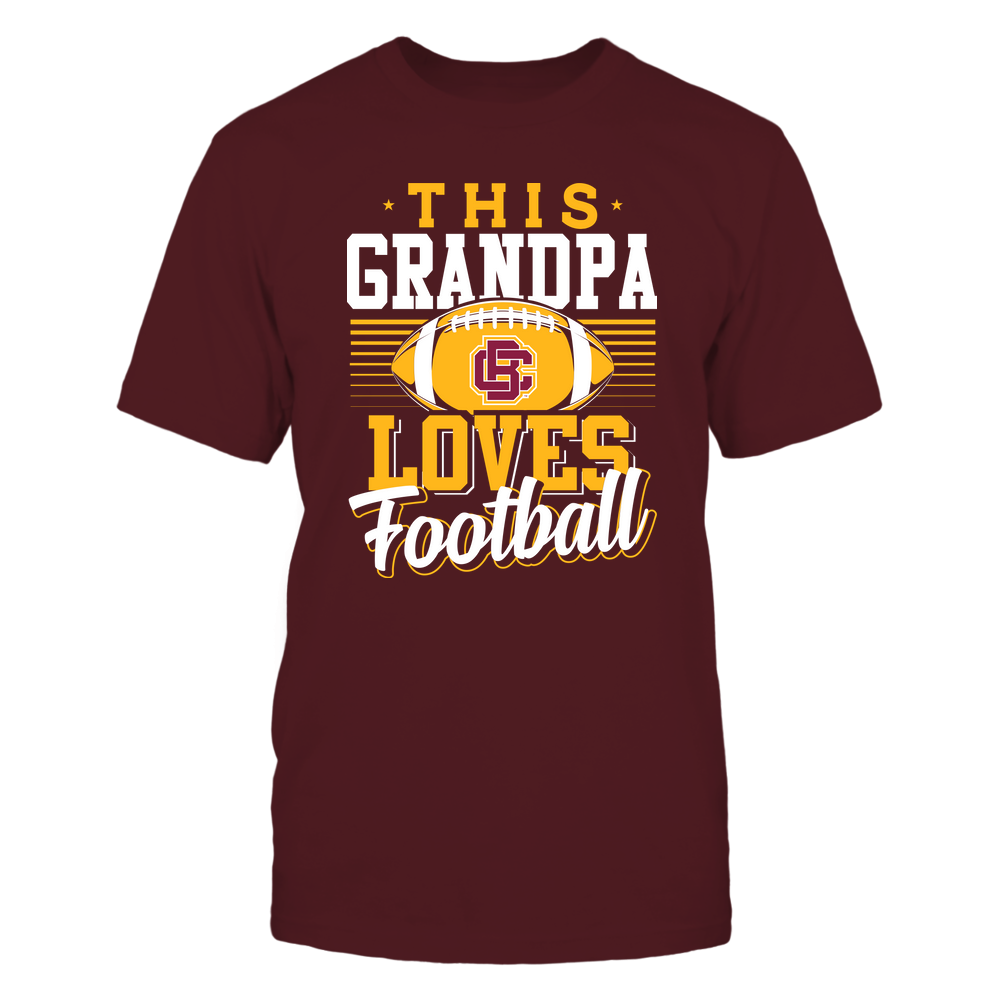 Bethune-Cookman Wildcats - This Grandpa Loves Football - Team Front picture