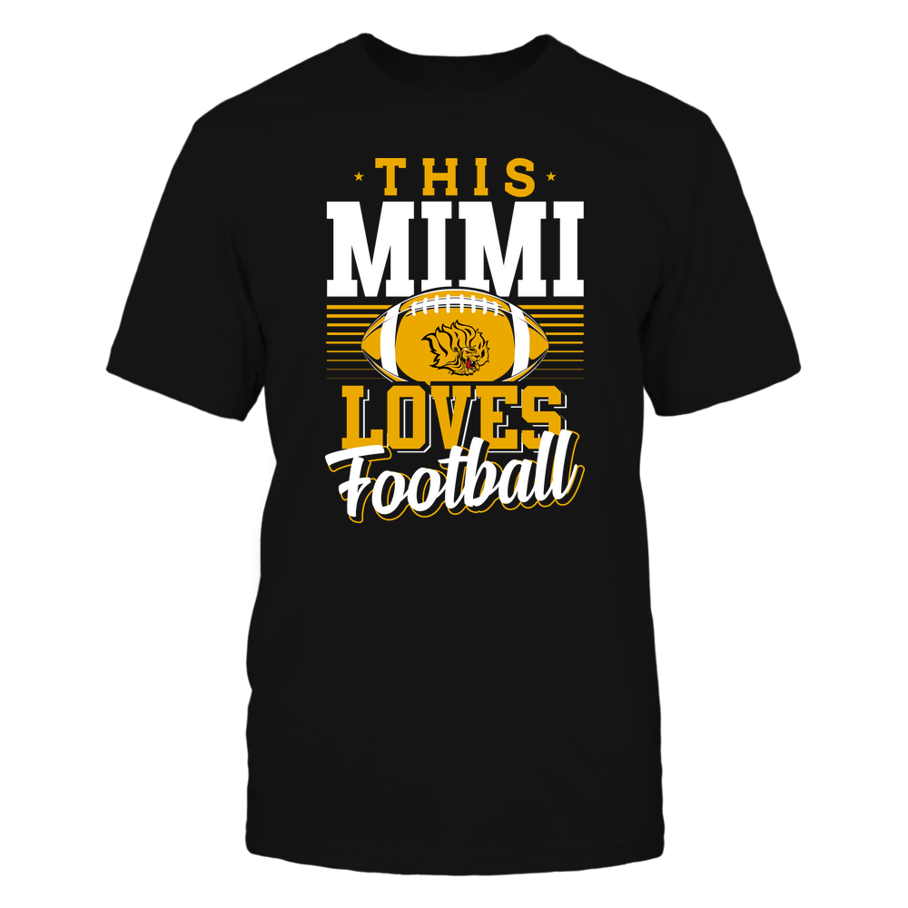 Arkansas Pine Bluff Golden Lions - This Mimi Loves Football - Team Front picture