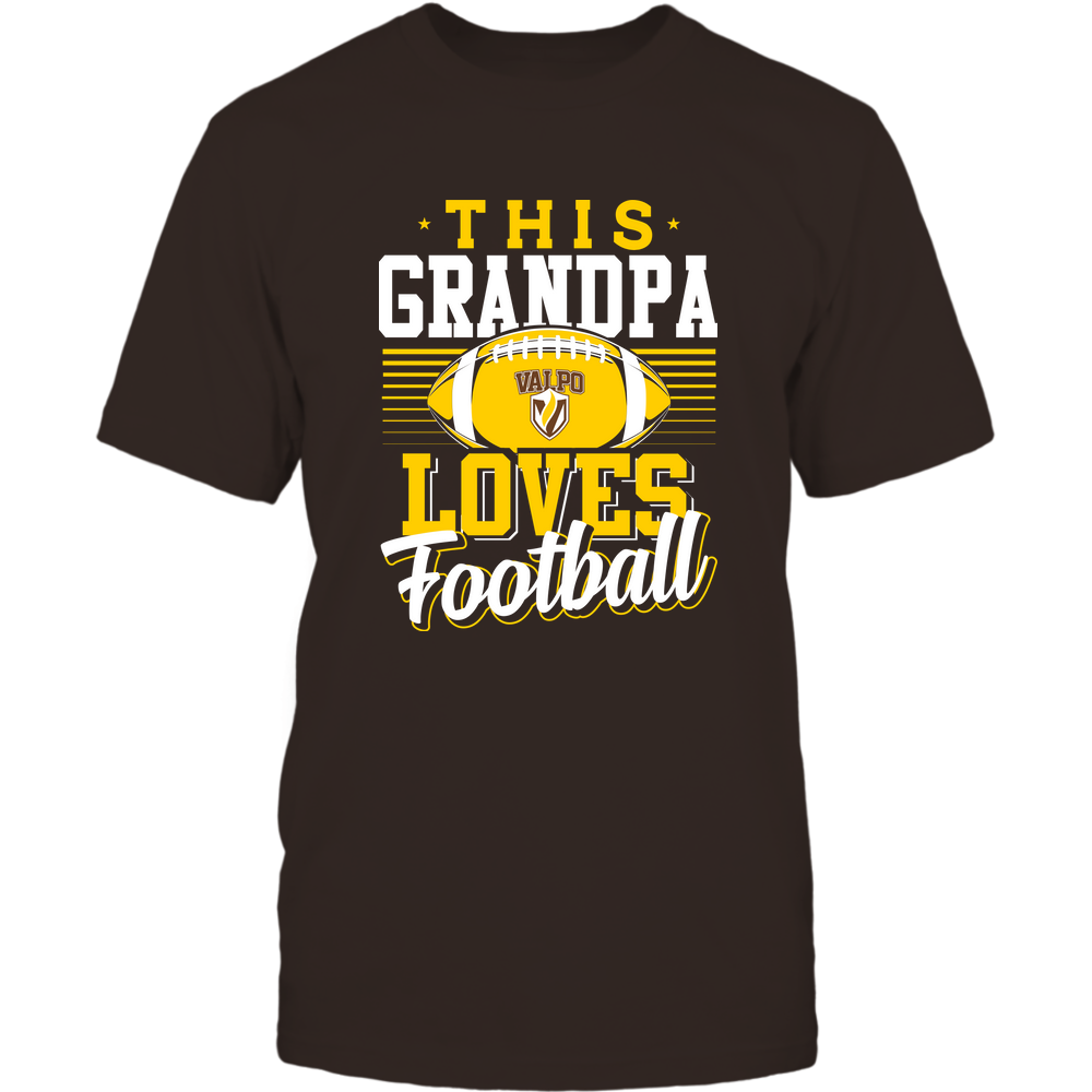 Valparaiso Crusaders - This Grandpa Loves Football - Team Front picture
