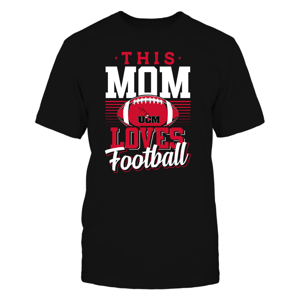 Central Missouri Mules - This Mom Loves Football - Team Front picture