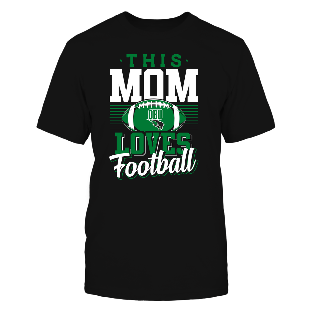 Oklahoma Baptist Bison - This Mom Loves Football - Team Front picture