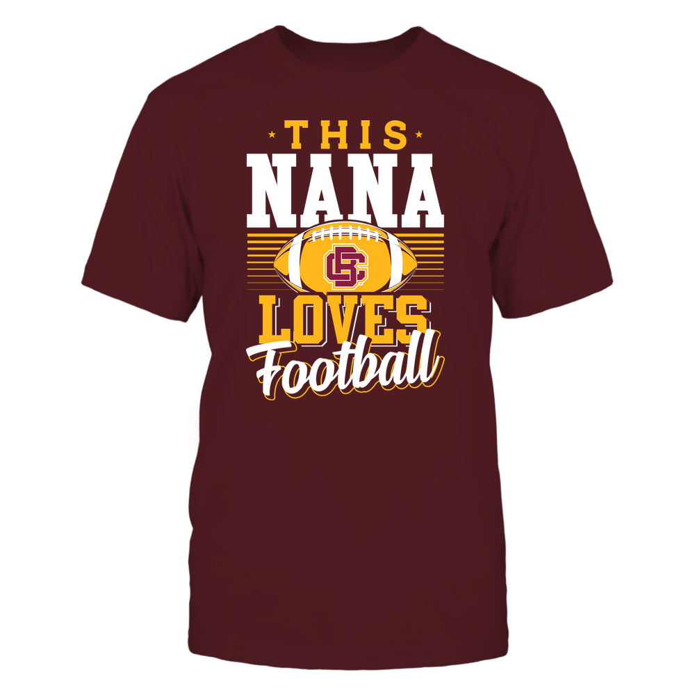 Bethune-Cookman Wildcats - This Nana Loves Football - Team Front picture