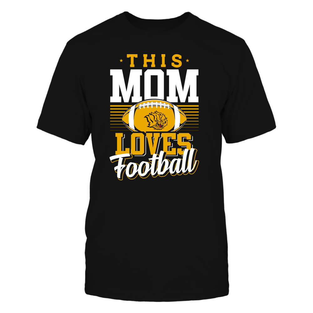 Arkansas Pine Bluff Golden Lions - This Mom Loves Football - Team Front picture