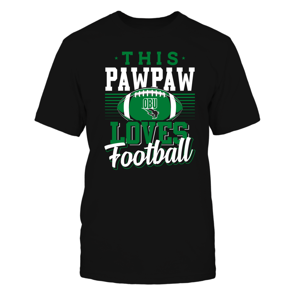 Oklahoma Baptist Bison - This Pawpaw Loves Football - Team Front picture