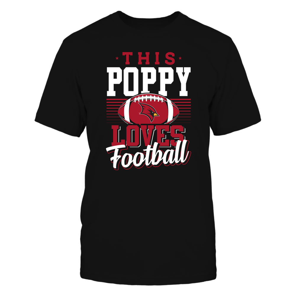 Saginaw Valley State Cardinals - This Poppy Loves Football - Team Front picture