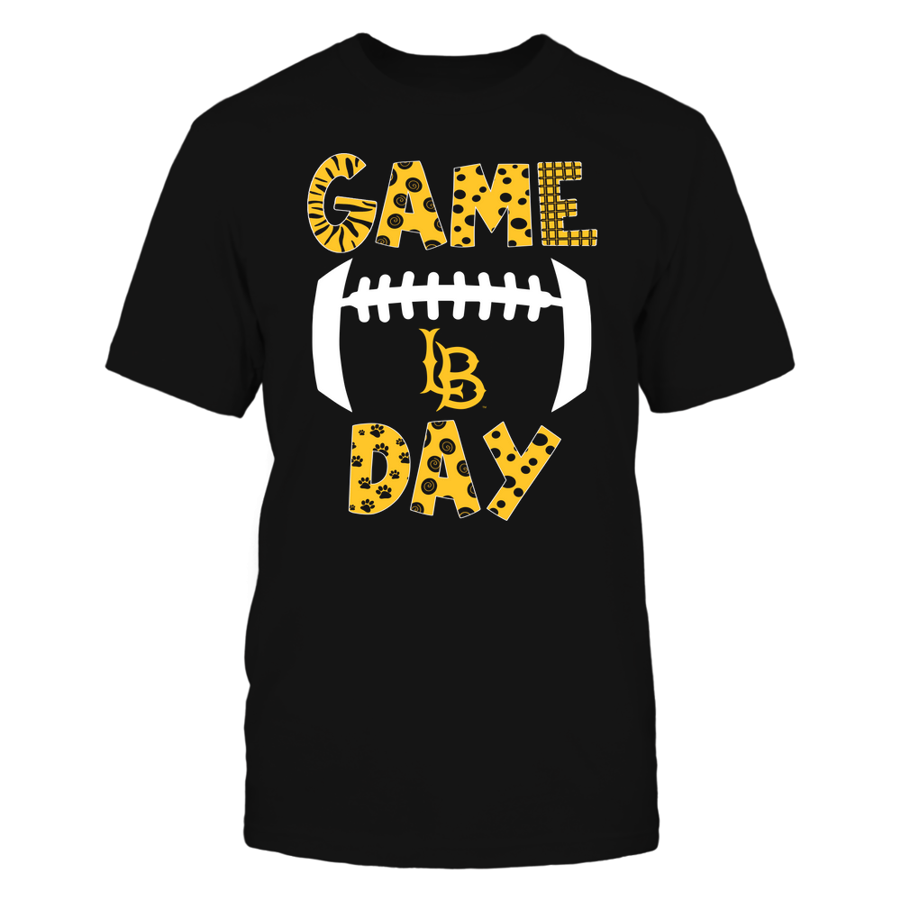 Long Beach State 49ers - Game Day Doodle - Football - Team Front picture