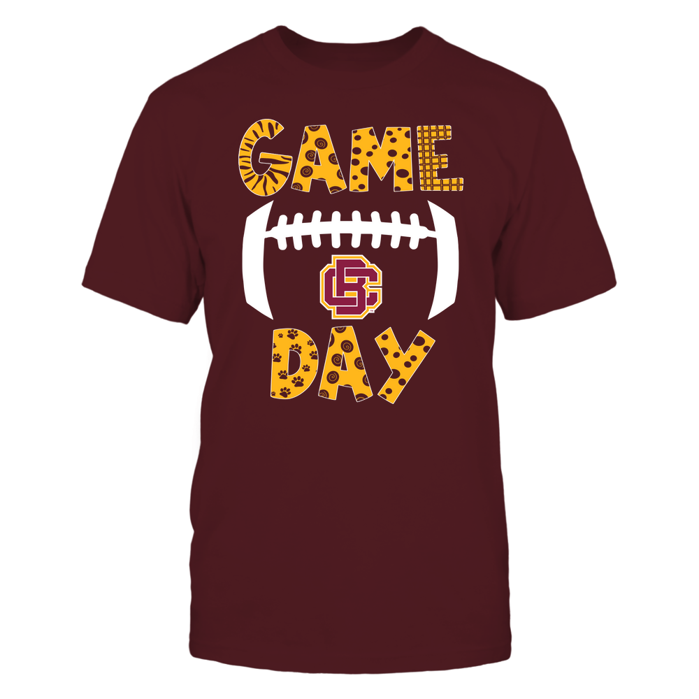 Bethune-Cookman Wildcats - Game Day Doodle - Football - Team Front picture