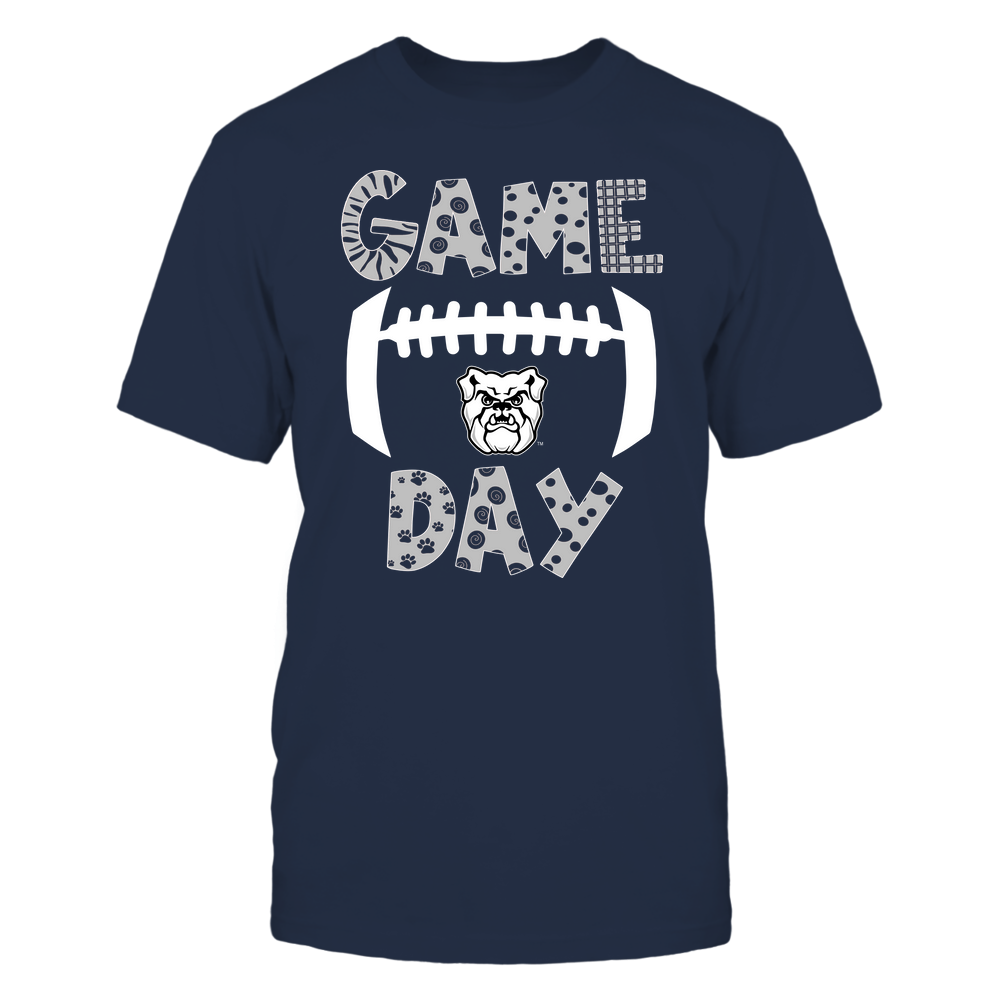 Butler Bulldogs - Game Day Doodle - Football - Team Front picture