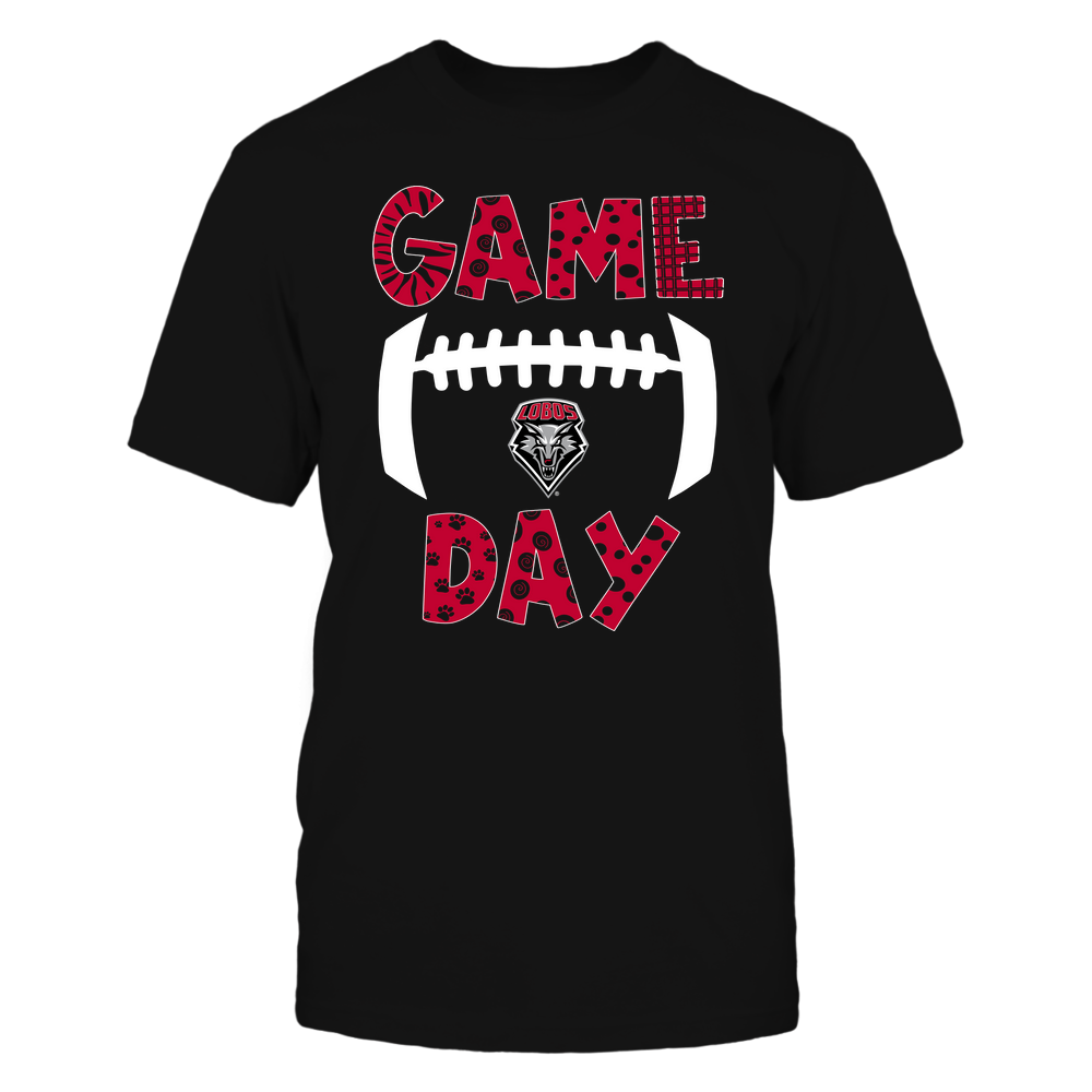 New Mexico Lobos - Game Day Doodle - Football - Team Front picture