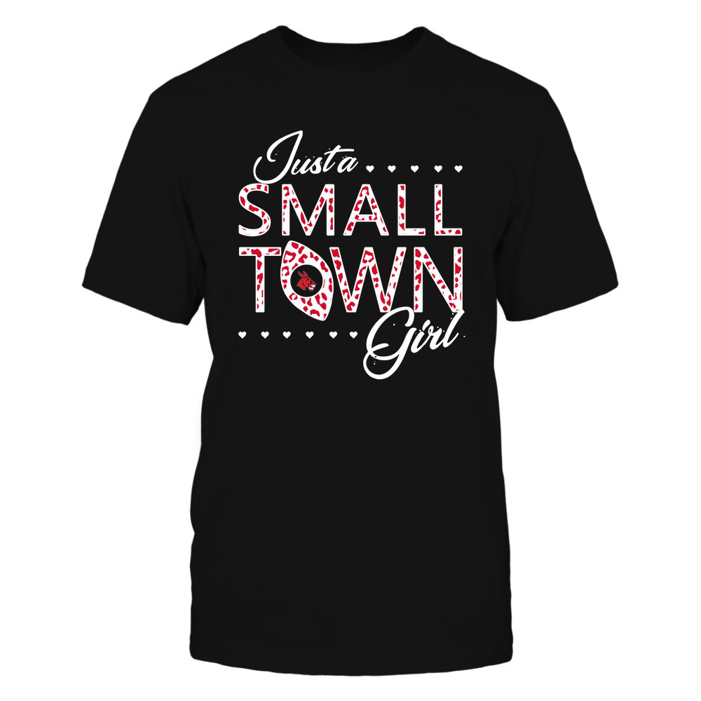 Central Missouri Mules - Small Town Girl - Leopard Football - Team Front picture