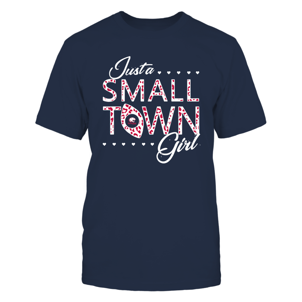 South Alabama Jaguars - Small Town Girl - Leopard Football - Team Front picture