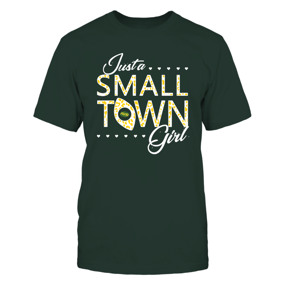 Arkansas Tech Golden Suns - Small Town Girl - Leopard Football - Team Front picture