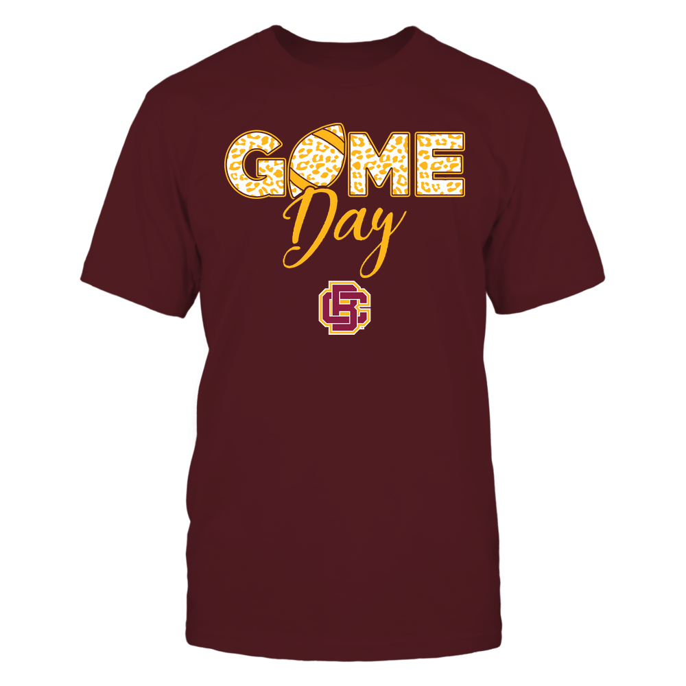 Bethune-Cookman Wildcats - Game Day ^ Leopard Football Swirly ^ Team Front picture