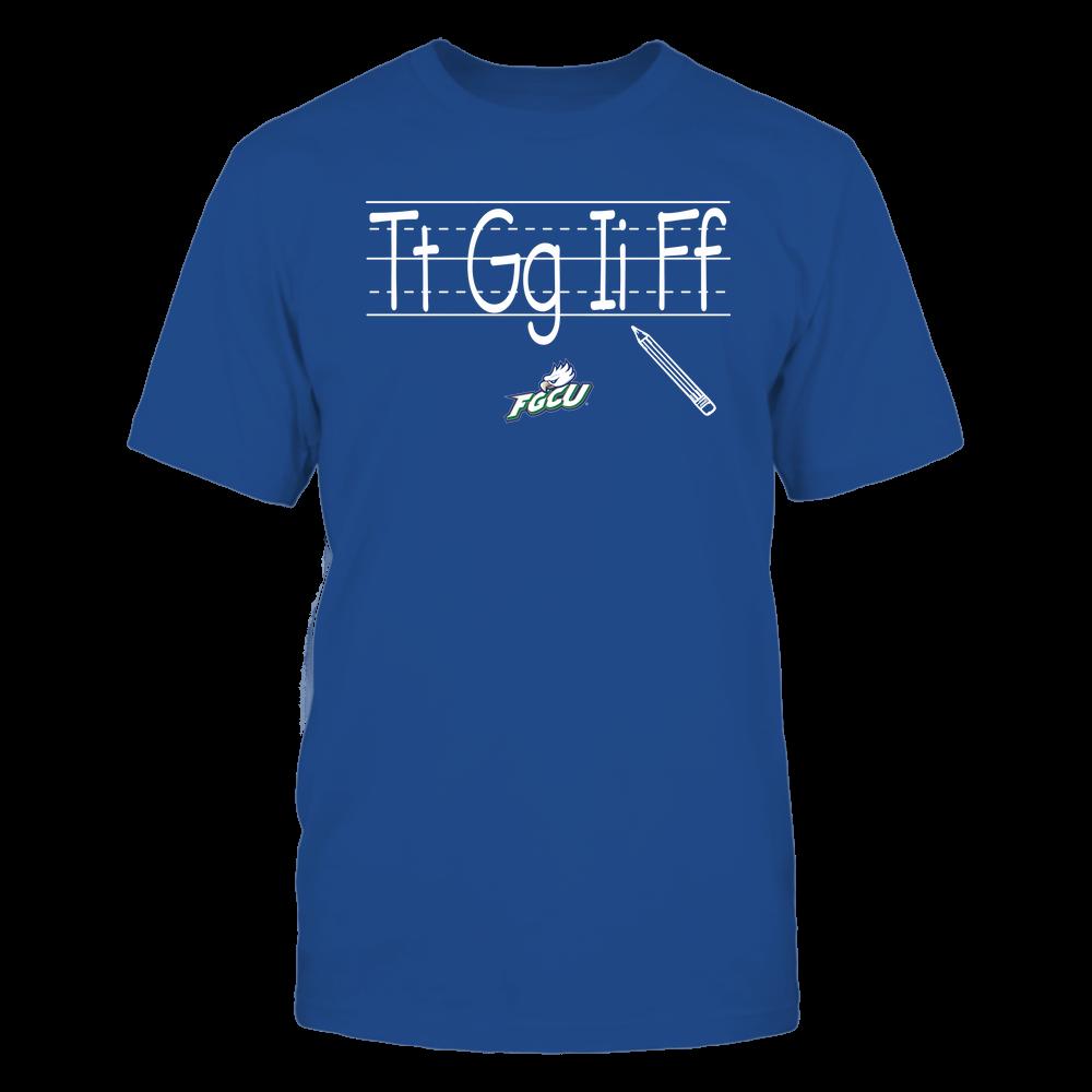 Florida Gulf Coast Eagles - Teacher - TGIF - Team Front picture