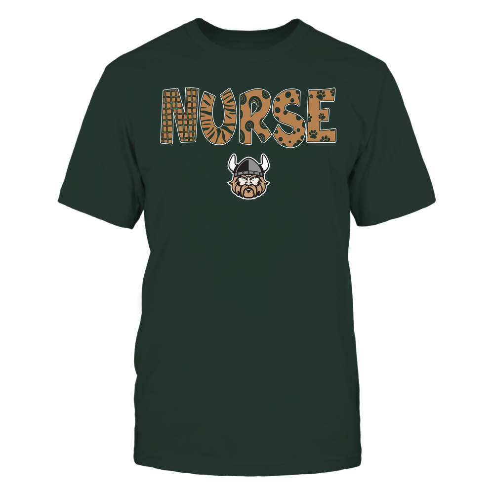 Cleveland State Vikings - Nurse - Doodle - Team Front picture