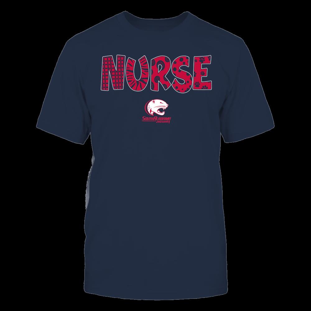 South Alabama Jaguars - Nurse - Doodle - Team Front picture