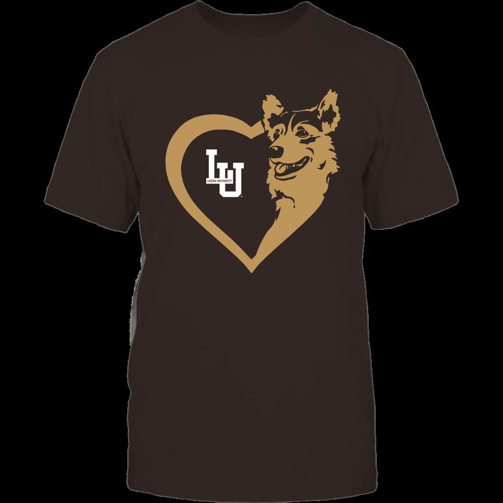Lehigh Mountain Hawks - Dogs - Corgi Heart - Team Front picture