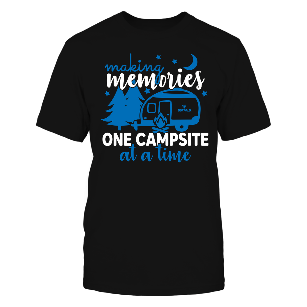 Buffalo Bulls - Camping - Making Memories One Campsite At A Time - Team Front picture