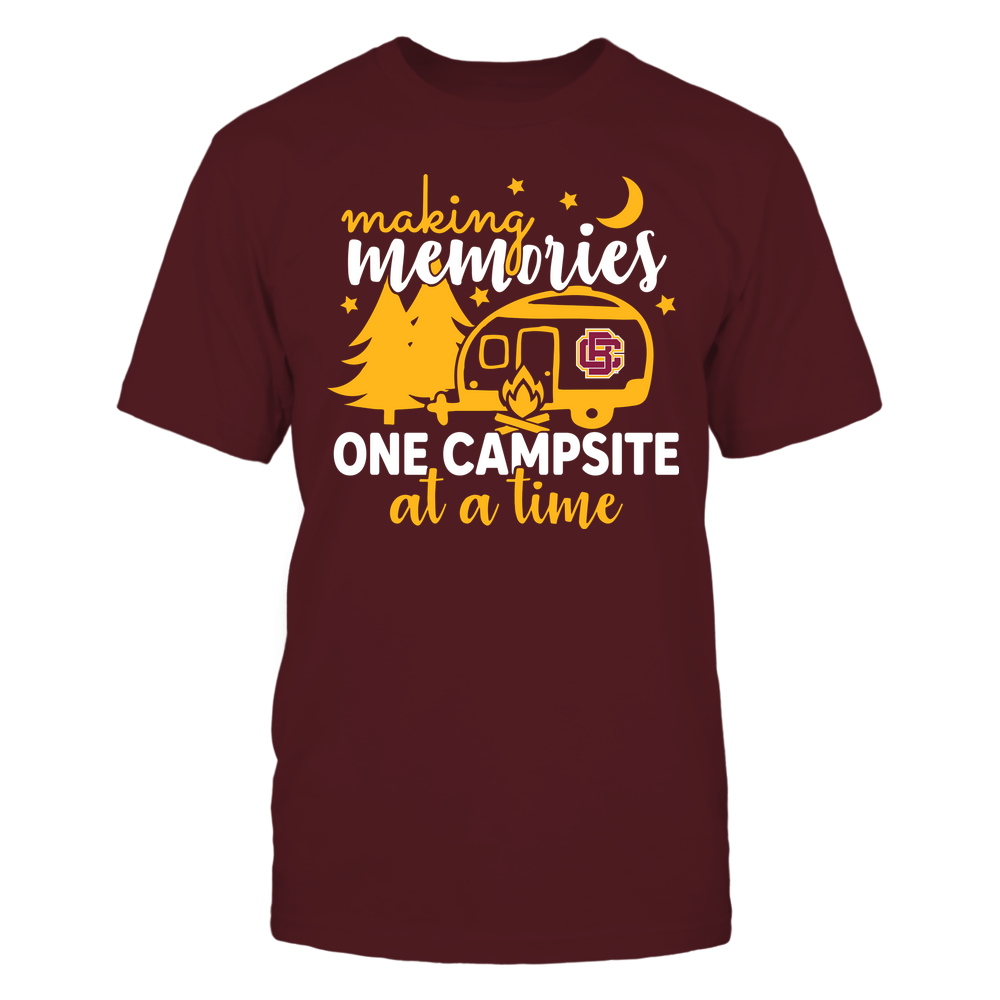 Bethune-Cookman Wildcats - Camping - Making Memories One Campsite At A Time - Team Front picture