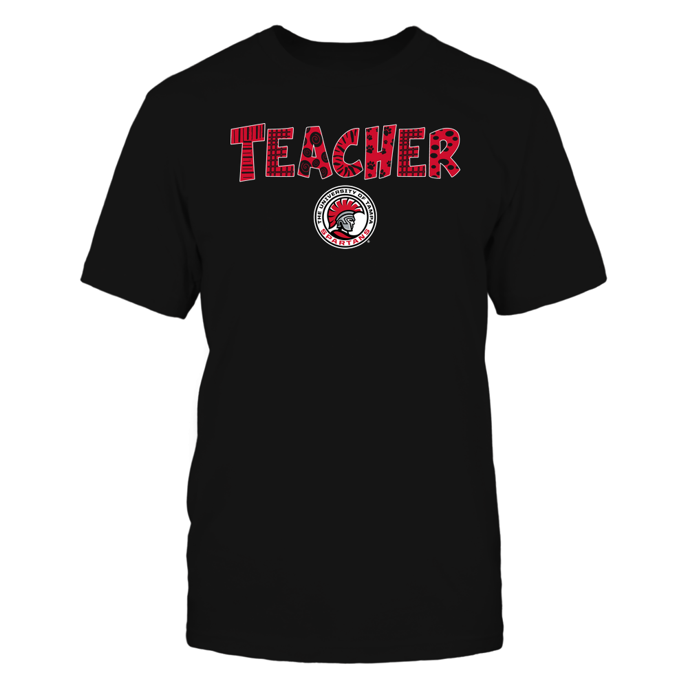 Tampa Spartans - Teacher - Doodle - Team Front picture