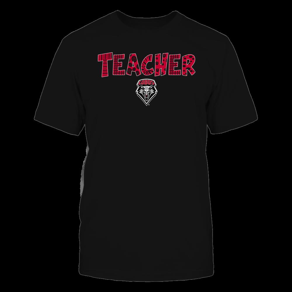 New Mexico Lobos - Teacher - Doodle - Team Front picture