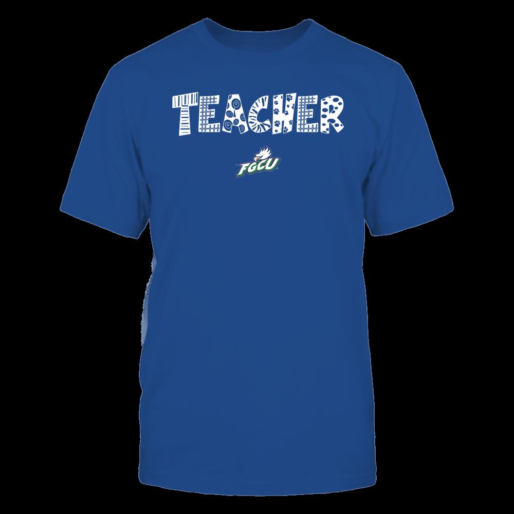 Florida Gulf Coast Eagles - Teacher - Doodle - Team Front picture