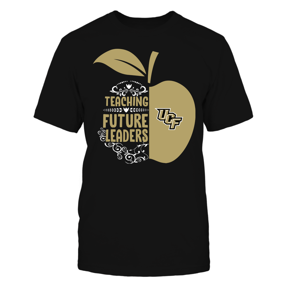UCF Knights - Teacher - Teaching Future Leaders - Half Apple Front picture