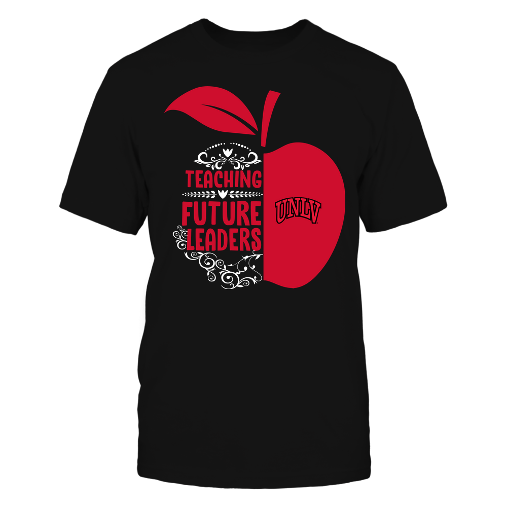 UNLV Rebels - Teacher - Teaching Future Leaders - Half Apple Front picture