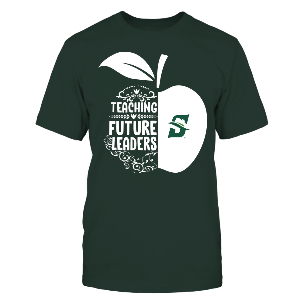 Stetson Hatters - Teacher - Teaching Future Leaders - Half Apple Front picture