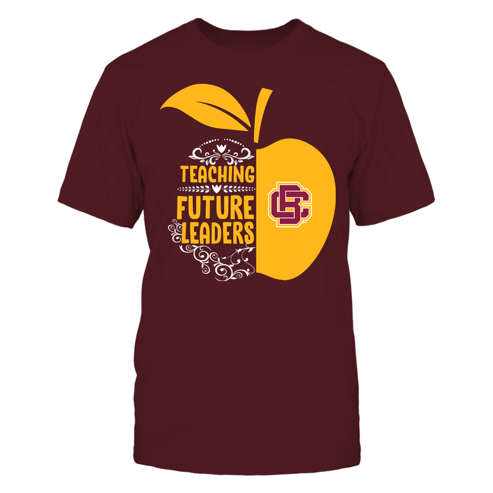 Bethune-Cookman Wildcats - Teacher - Teaching Future Leaders - Half Apple Front picture