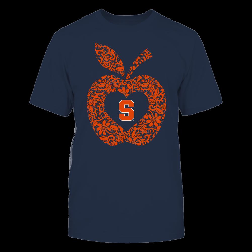 Syracuse Orange - Teacher - Lace Apple 2 - Team Front picture