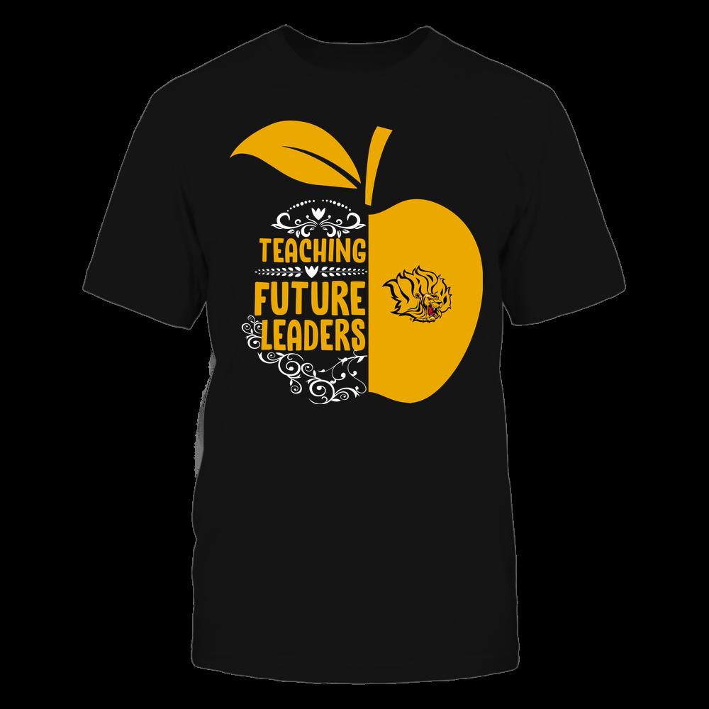 Arkansas Pine Bluff Golden Lions - Teacher - Teaching Future Leaders - Half Apple Front picture