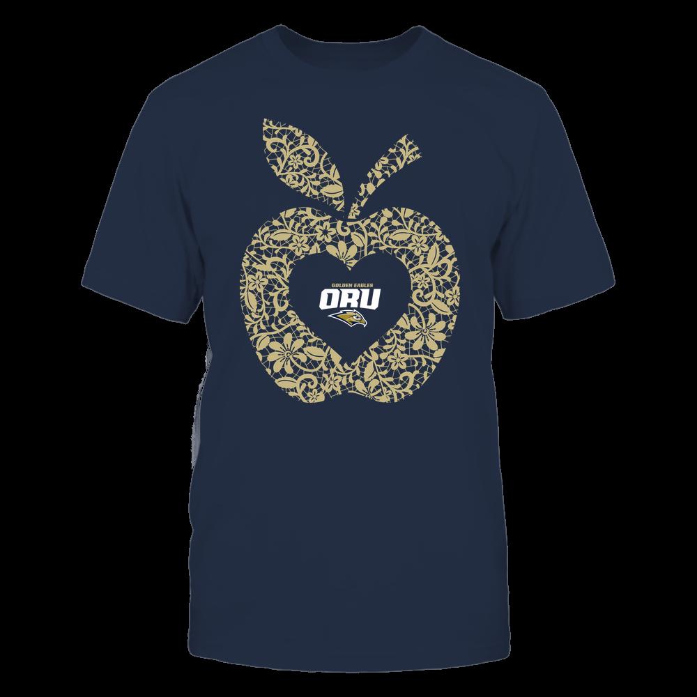 Oral Roberts Golden Eagles - Teacher - Lace Apple 2 - Team Front picture