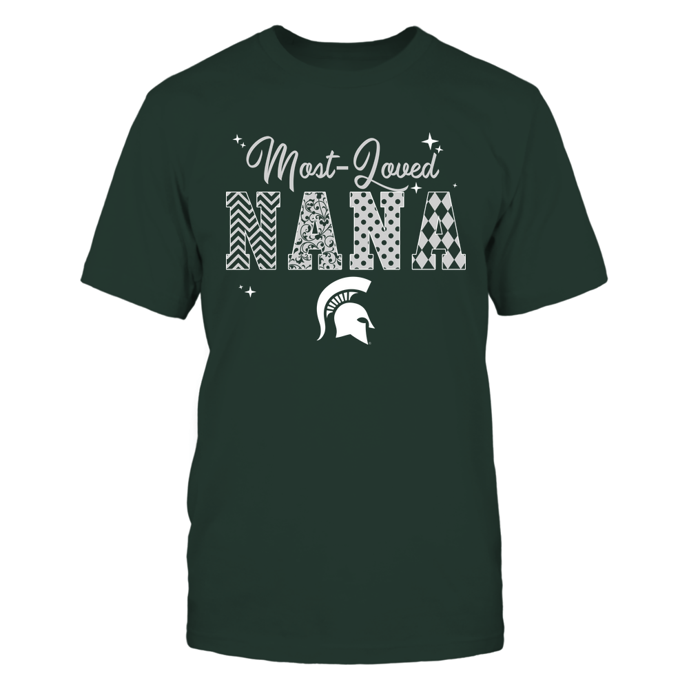 Michigan State Spartans - Most Loved - Nana - Team Front picture