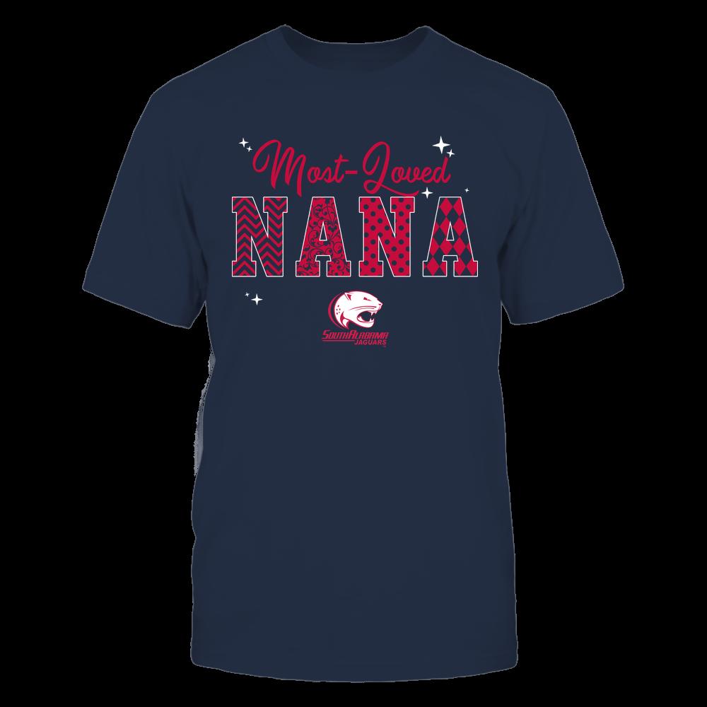 South Alabama Jaguars - Most Loved - Nana - Team Front picture
